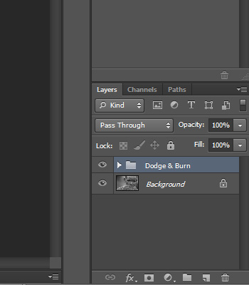 how to change resolution in photoshop once already created