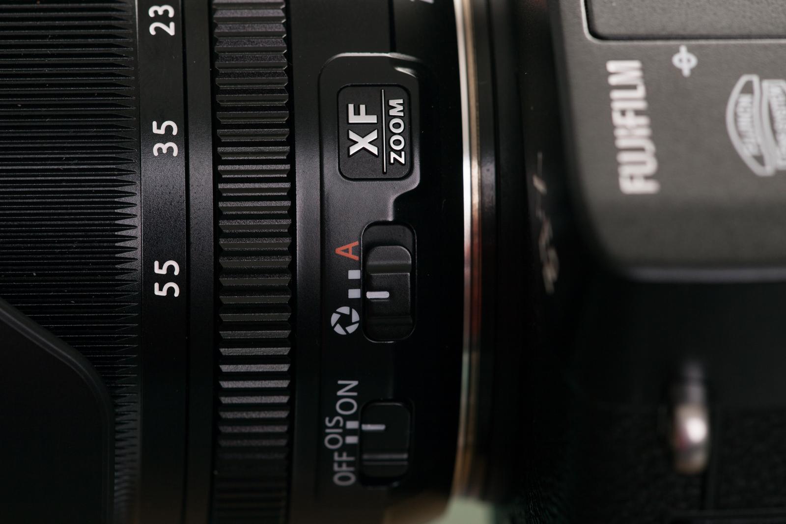Hands On Review Fujifilm X E2 Fujinon Xf18 55mm F28 4 R Lm Ois Fuji Xf 18 Zoom Lens Aperture
